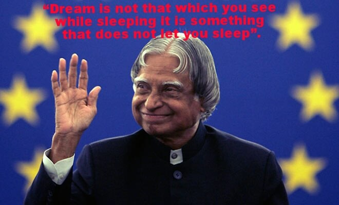 A. P. J. Abdul Kalam Biography A Quick Biography of missile man!