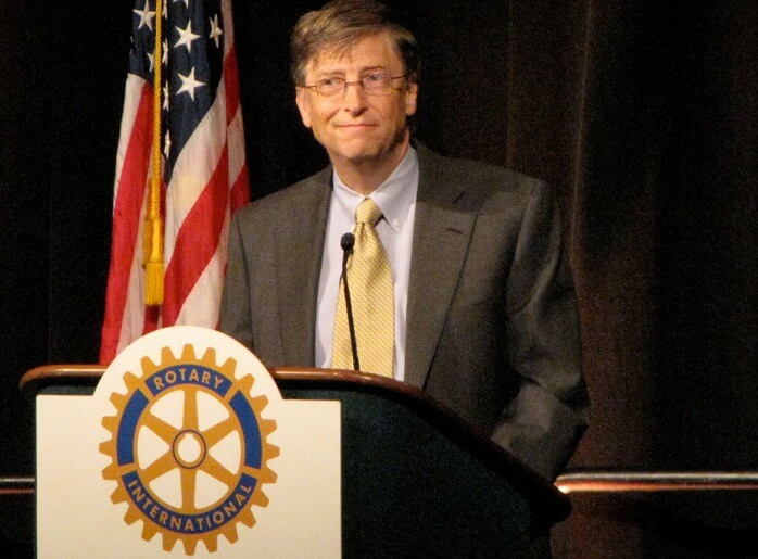 Bill Gates Short Biography of Bill Gates!