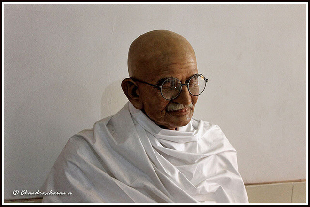 Mahatma Gandhi (Bapu) Biography of Mahatma Gandhi!