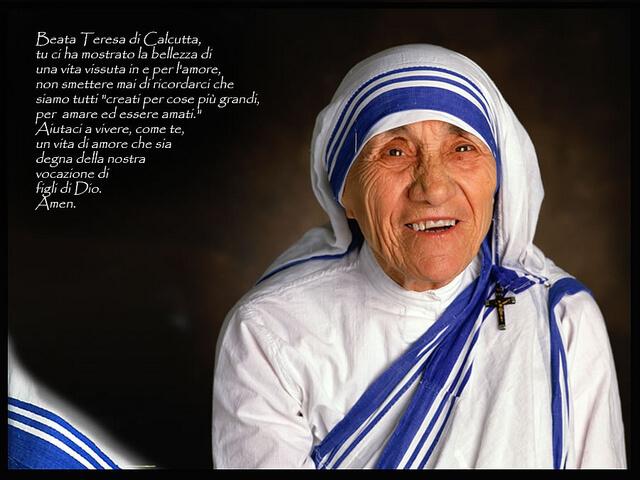 Who Was Mother Teresa Short Biography of Mother Teresa!