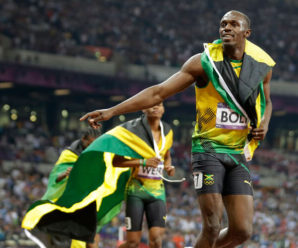 Who is Usain Bolt: A Biography of Usain Bolt!