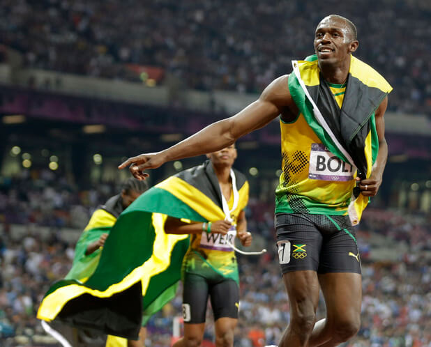 Who is Usain Bolt A Biography of Usain Bolt!