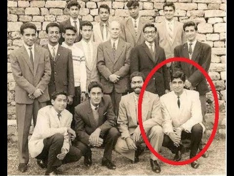 young pick of Amitabh Bachchan