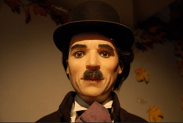 Charlie Chaplin A Biography of Charlie Chaplin!