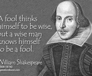William Shakespeare: A Biography of William Shakespeare!