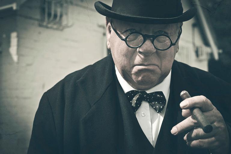 Winston Churchill A Biography of Winston Churchill!