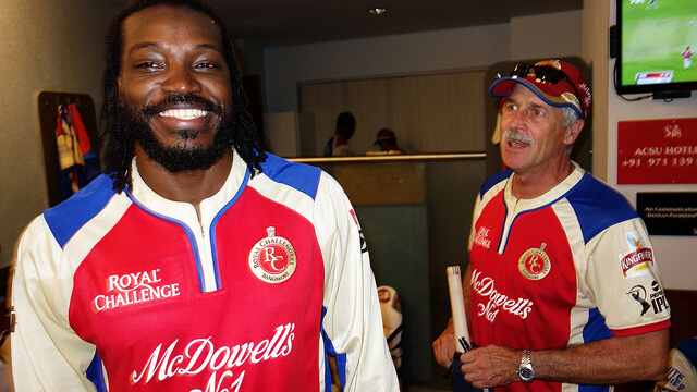 History of Chris Gayle Biography of Chris Gayle!