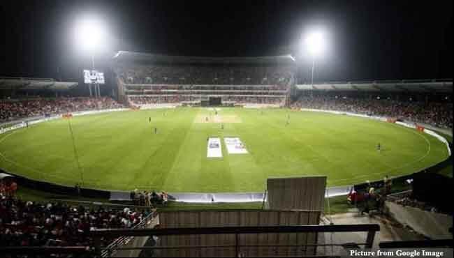 Cricket Stadium in Dehradun