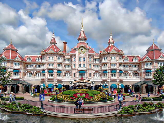 Disneyland Park of Paris