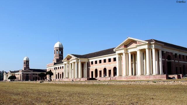 Forest Research Institute (FRI) in ddun
