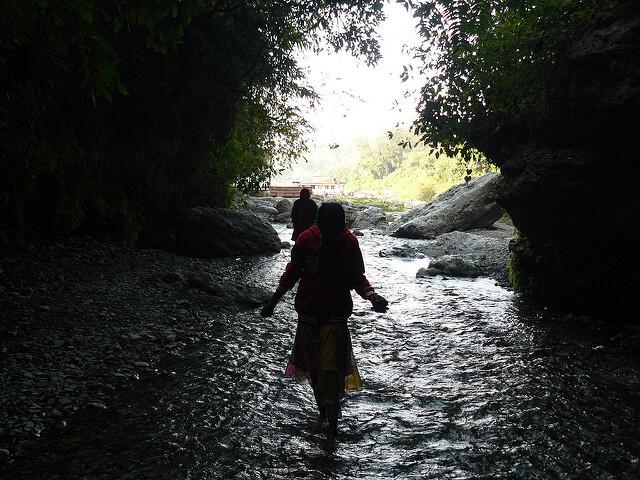 Guchupani or Ravers Cave in ddn