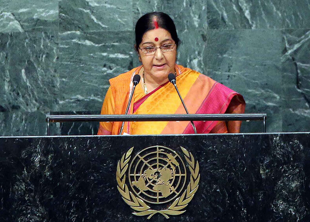 History of Sushma Swaraj A Biography of Sushma Swaraj!