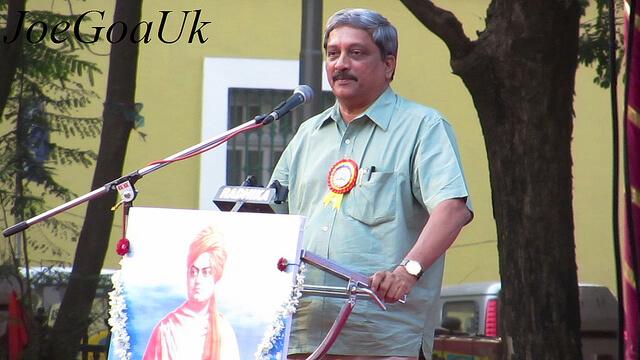Manohar Parrikar A Biography of Manohar Parrikar!