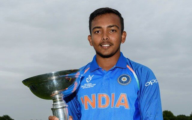 Biography of Prithvi Shaw: Why Prithvi Shaw Compared with Sachin Tendulakr?