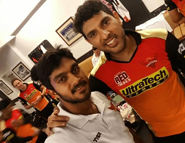 friends of vijay shankar