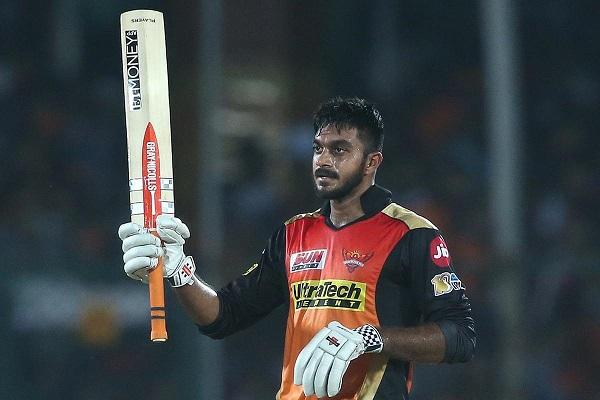 vijay-shankar in IPL 2019