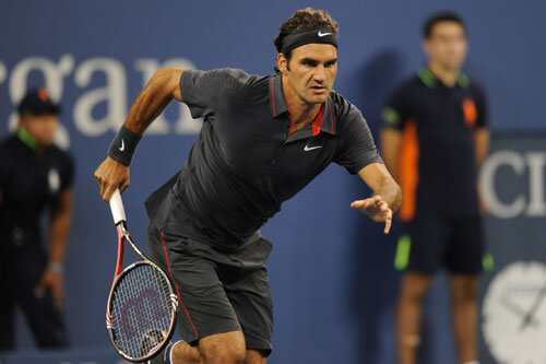 Biograph of Roger Federer