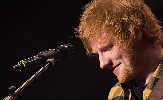 Biography of Ed Sheeran
