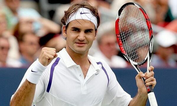History of Roger Federer