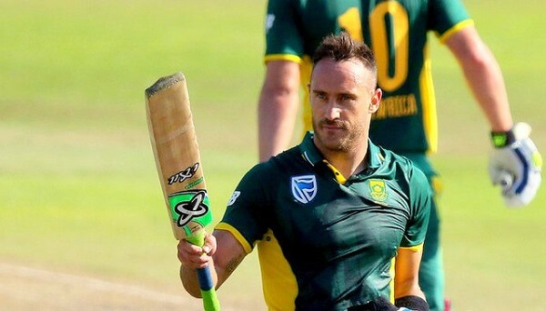 Who is Faf du Plessis Faf du Plessis Biography, Height, Weight and More