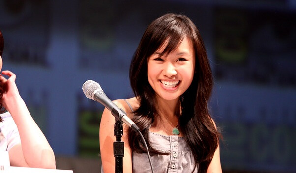 Biography of Ellen Wong A Famous Canadian Actress, Ellen Wong as Knives Chau