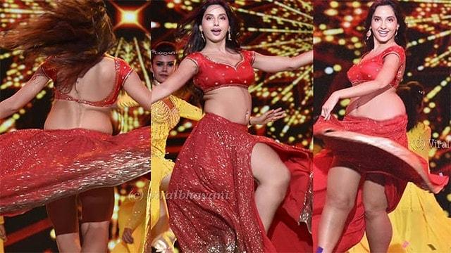 belly Dancer Nora Fatehi