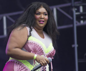 American Actress, Singer, Rapper and Songwriter Lizzo!!!