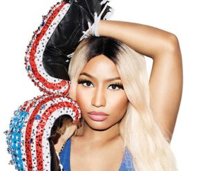 Trinbagonian Model, Actress, Singer, Songwriter and Rapper Nicki Minaj!!!