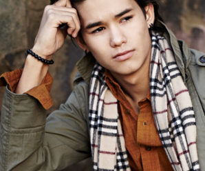 Handsome, Charming and Attractive American Actor Booboo Stewart