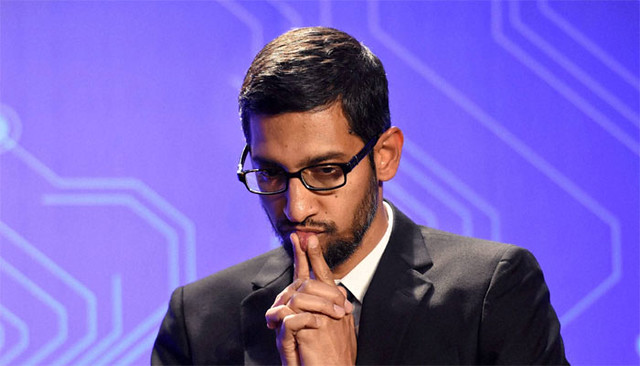CEO Sundar Pichai