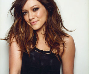 American Actress, Singer, Songwriter, Producer and Writer Hilary Duff!!!