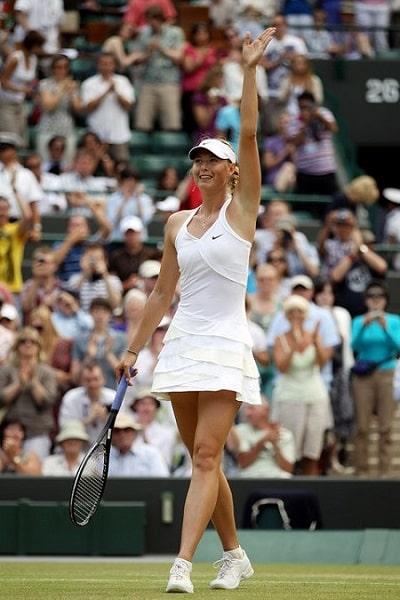 Biography of Maria Sharapova