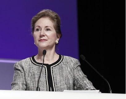 Brazilian Judge Ellen Gracie Northfleet
