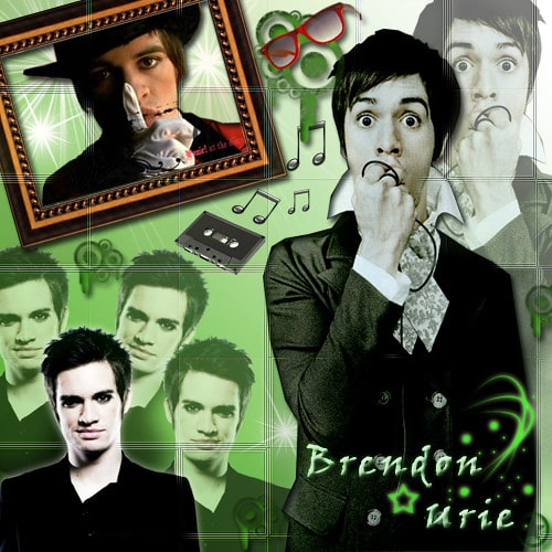 Biography of Brendon Urie
