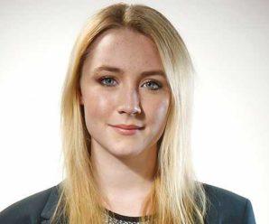 Irish – American Actress Saoirse Ronan Biography!!!!