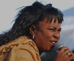 American Soul and R&B Singer, Songwriter, and Background Vocalist Betty Wright!!!!