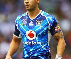 New Zealand Professional Rugby League Football Player Shaun Johnson Biography, Family, Net Worth and More.