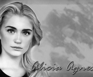 Swedish Actress Alicia Agneson Biography, Family, Net Worth and More.