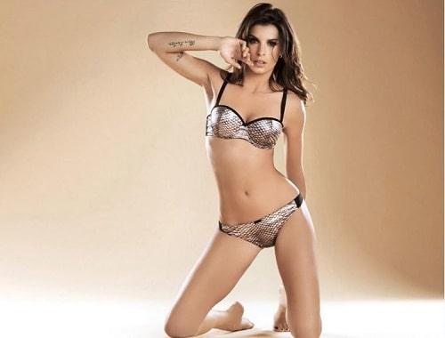Model Elisabetta Canalis