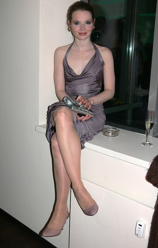 Actress Karoline Herfurth