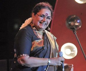 Indian pop, Jazz, and Playback Singer Usha Uthup Biography, Family, Net Worth and More.