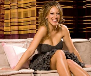 American Actress, Singer, Songwriter, Television Host, Writer, and Fashion Designer Haylie Duff Biography, Family, Net Worth and Moe.