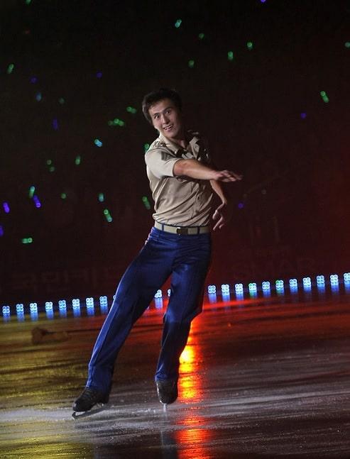 Figure Skater Patrick Chan