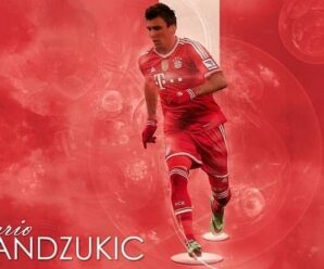 Croatian Professional Football Player Mario Mandzukic Biography!!!!