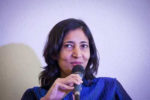 Kiran Desai Biography