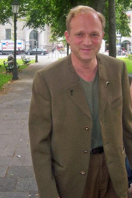 Ulrich Tukur Biography