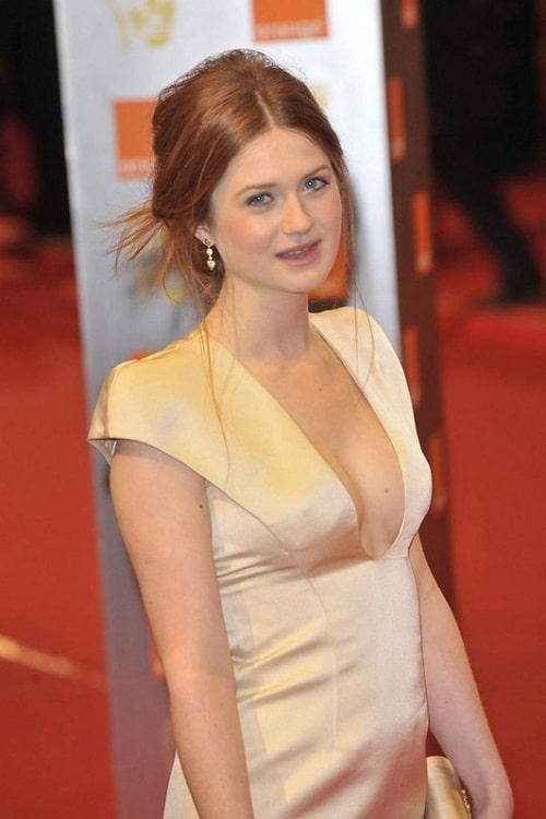 British Actress, Director, Screenwriter, Model, and Activist Bonnie Wright