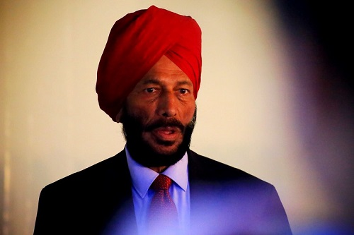 The Flying Sikh Milkha Singh